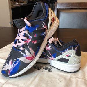 Men Adidas Floral Shoes on Poshmark